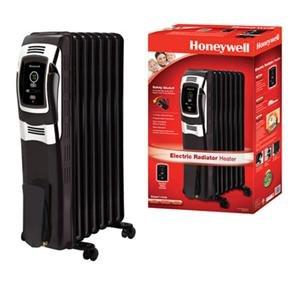 Kaz Inc Hz-717 Hw Dig Oil Filled Radiator Bk