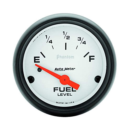 Auto Meter 5714 Phantom Electric Fuel Level Gauge (Electric Fuel Gauge compare prices)