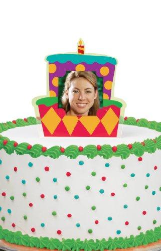 Wilton Celebration Photo Cake Topper