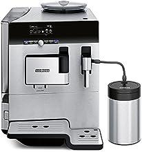 Siemens TE806501DE Kaffeevollautomat EQ.8 series 600 (Cappuccinatore) Edelstahl-Front und -gehäuse