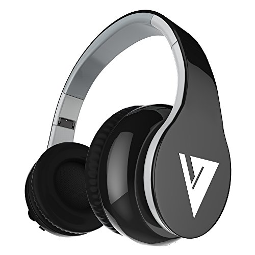 vomercy bluetooth headphones over ear wireless headphones. Black Bedroom Furniture Sets. Home Design Ideas