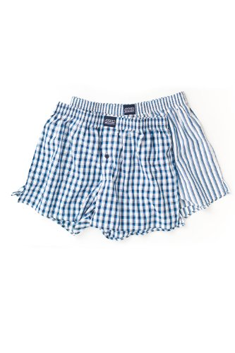 jockey-woven-boxer-blue-navy-check-stripe-2-pack