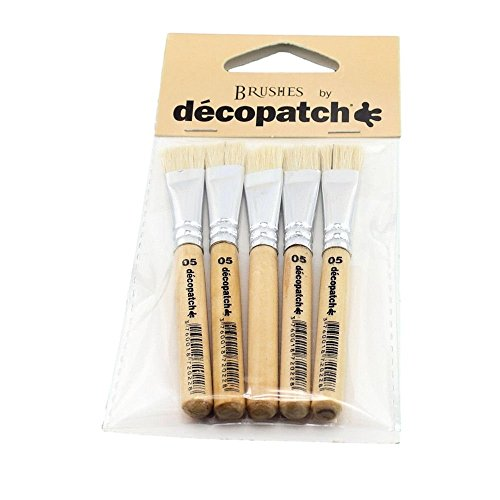 decopatch-brushes-brown-pack-of-5