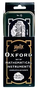 Helix Oxford Maths Set - Tin B43000