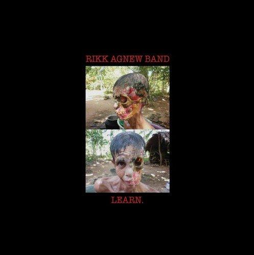 Vinilo : Rikk Agnew - Learn (LP Vinyl)
