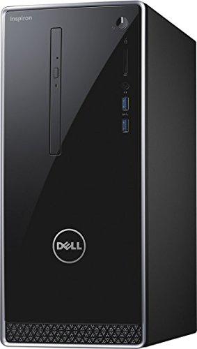 Dell Inspiron 3000 Quad-Core Premium High Performance Desktop PC (2016 Newest Model), Intel Core i5-6400 up to 3.3 GHz Processor, 12GB RAM, 1TB HDD, SuperMulti DVD, WIFI, Bluetooth, HDMI, Windows 10