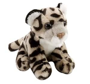 Wild Republic 13cm Plush Snow Leopard