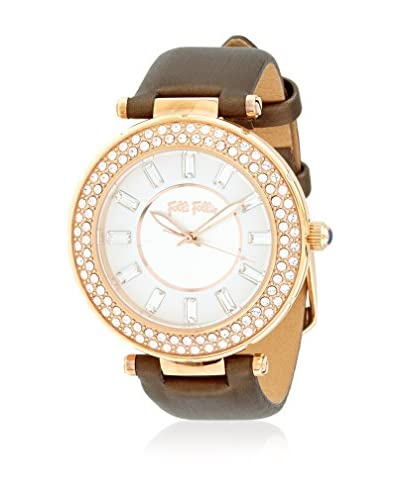 Folli Follie Reloj con movimiento Miyota Woman Beat-Beautime 34 mm