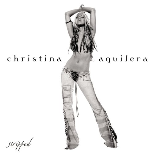 AGUILERA, CHRISTINA - STRIPPED - LP