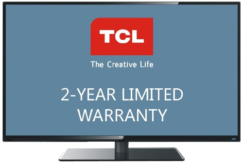 TCL LE43FHDF3300TA 43-Inch 1080p LED HDTV with 2-Year Limite