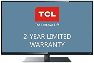 TCL LE48FHDF3300ZTA 48-Inch 1080p 240Hz LED HDTV with 2-Year Limited Warranty (Black)