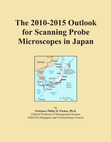 The 2010-2015 Outlook For Scanning Probe Microscopes In Japan
