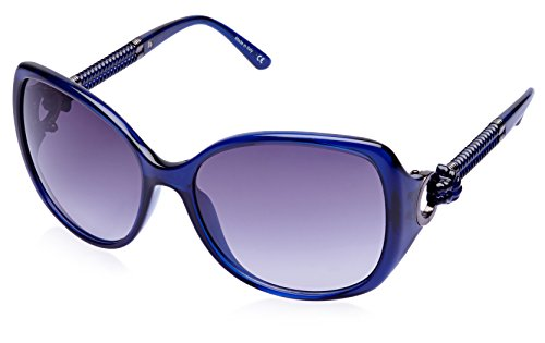 Escada Escada Oversized Sunglasses (Blue) (SES 232|09MW|59)