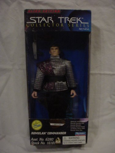 Star Trek Collector Series - Romulan Commander