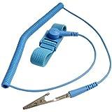 LUPO Anti-Statik-Armband Erdung Handschlaufe / Band - verhindert den Aufbau von statischer Elektrizität