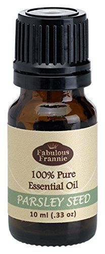 Parsley Seed 100% Pure, Undiluted Essential Oil Therapeutic Grade - 10ml- Great For Aromatherapy!