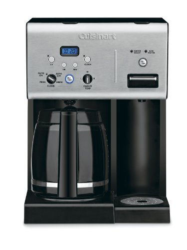 Cuisinart CHW-12 Coffee Plus 12-Cup Programmable