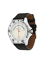 CAMERII Analogue White Mens Watch - WS60