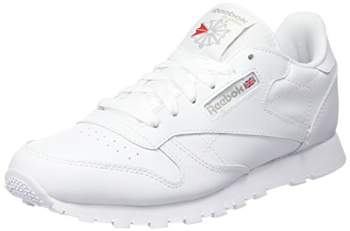 Reebok Classic Leather (GS) Schuhe white - 38