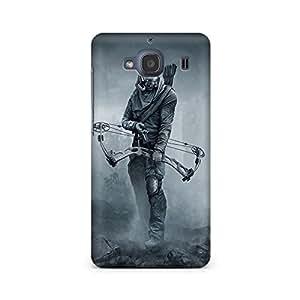Mobicture Archer Premium Printed Case For Xiaomi Redmi 2s