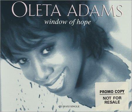Oleta Adams - Window of Hope (Single) - Zortam Music