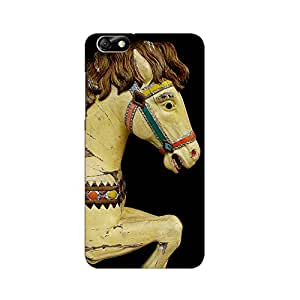 Prinkraft Designer Back case for Huawei Honor 4X