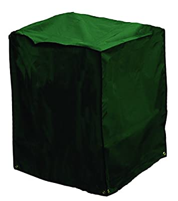 Bosmere Large Square Fire Pit Cover - Green by Bosmere Products