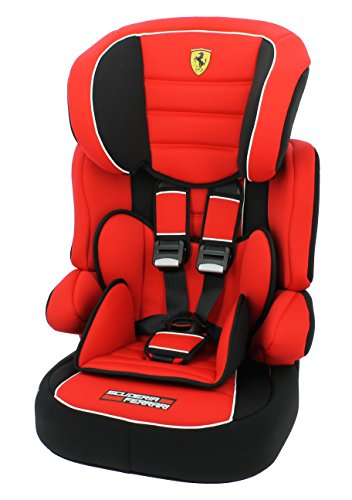 Ferrari Beline SP High Back Booster Car Seat 9 Months 11 Years