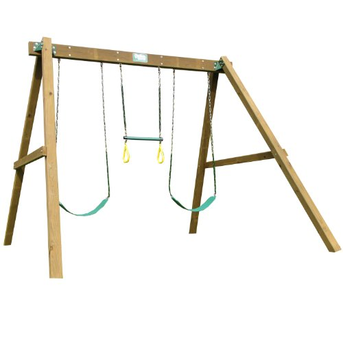 Playtime Series Classic Swing Beam Swing Set front-938877