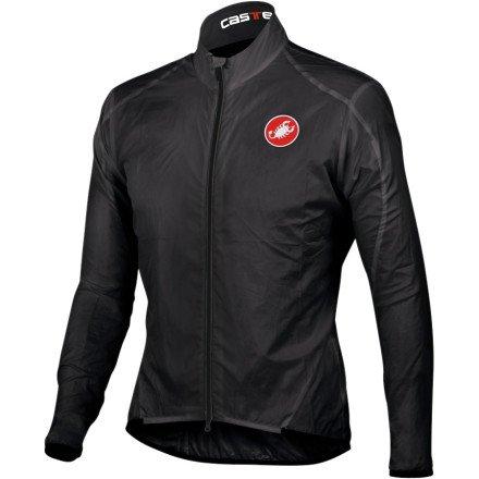 Buy Low Price Castelli Leggero Jacket – Men's Black, XL (10084-010-5)