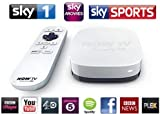 SKY NOW TV Box, PLEX Installed