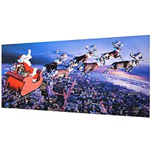 Buy christmas wall mural photo wallpaper wall stickers for Amazon mural wallpaper