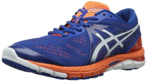ASICS Men's Gel Excel33 3 Running Shoe,Royal/White/Flash Orange,11.5 M US