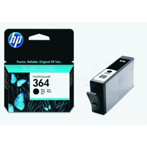 HP - Hewlett Packard OfficeJet 4620 (364 / CB 316 EE#301) - original - Tintenpatrone schwarz - 250 Seiten - 6ml