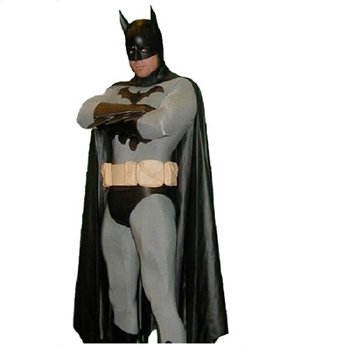 Brand New Men's Halloween Batman The Knight Rise Cosplay Outfit