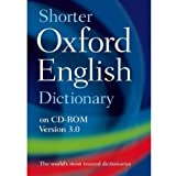 Shorter Oxford English Dictionary ~ Lesley Brown