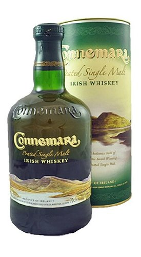 Connemara Peated single Malt 40% 70cl