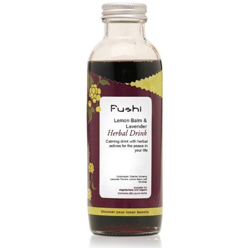 Lemon Balm and Lavender Herbal Drink