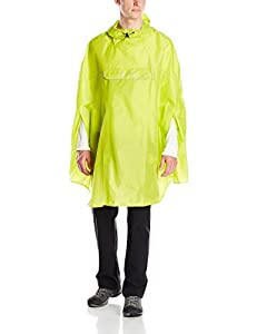 Vaude Valdipino Poncho Homme Lemon FR : S (Taille Fabricant : S)