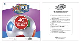 40' Y'all Ball- Replacement Bladder with Plug