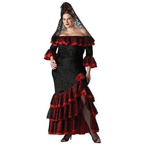 GSG F (Halloween Costumes Flamenco Dancer)