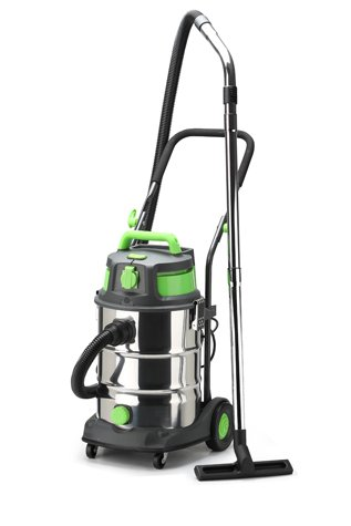 Vacmaster, heavy duty, auto on/off vacuum cleaner, wet  &  dry, 1500W, 30L, super quiet industrial motor