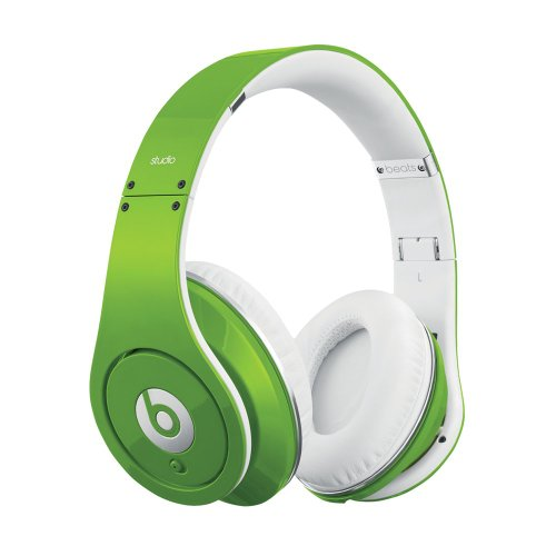 Beats Studio Over-Ear Headphone (Green)