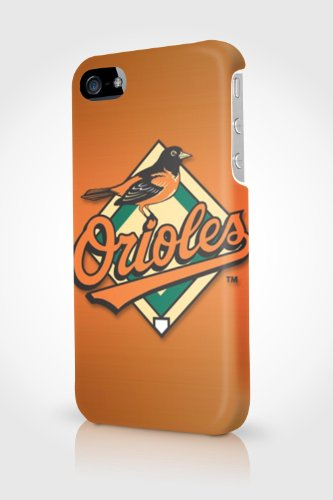 i50264 Baseball Baltimore Orioles Glossy Case Cover Apple for Iphone 4 4S at Amazon.com