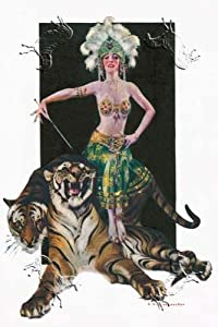 Relativity: F.X. Leyendecker. 18.75 inches by 27.50 inches. Best Quality Art Print Poster