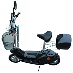 elektro scooter mcfun e400 comfort mit sitz achtung v elektronik. Black Bedroom Furniture Sets. Home Design Ideas