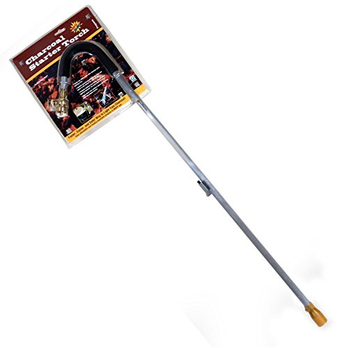 Charcoal Starter Torch by BBQ Guru (Propane Torch Starter compare prices)