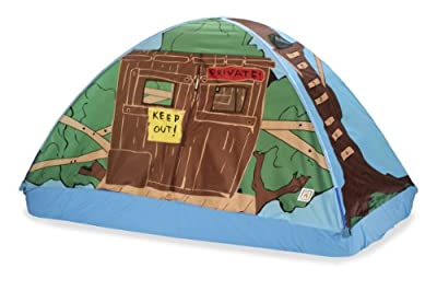 Pacific Play Tents Kids Tree House Bed Tent Playhouse from Pacific Play Tents