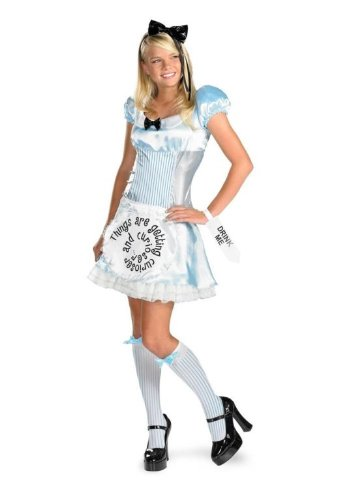 Disguise Girls 'Alice in Wonderland' Teen Costume