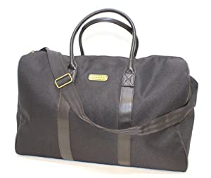ARAMIS BROWN CARRY ON BAG HOLDALL THE GO BAG NEW